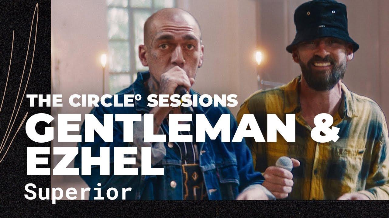 Download Gentleman X Ezhel - Superior (Live)   The Circle° Sessions