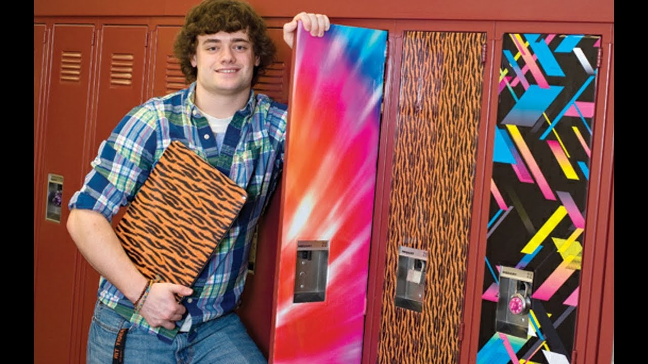 Cool Locker Ideas A Quick And Easy Way To Decorate Your Locker