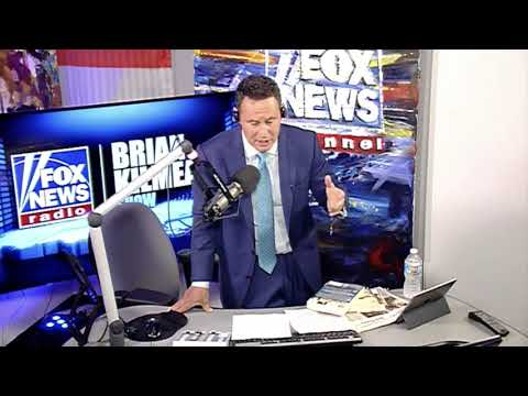 Brian Kilmeade Responds to Jimmy Kimmel Personal Attack
