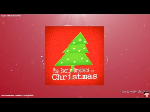 The Everly Brothers in Christmas (Full Album)