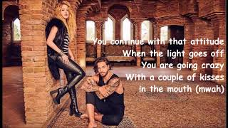 shakira ft maluma clandestino letraenglish lyrics