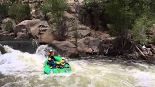 Browns Canyon Rafting - Arkansas River, Colorado