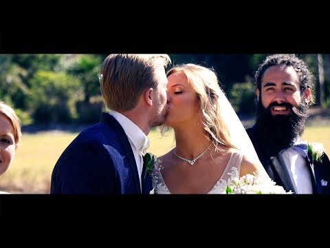 Verity & Evans Wedding at the InterContinental Sanctuary Cove Resort Gold Coast // Wedding Film