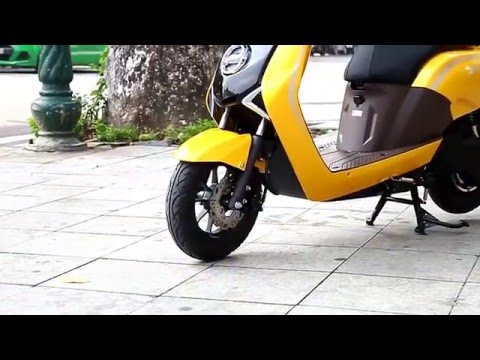 Đánh giá xe máy điện Honda Vsun V3