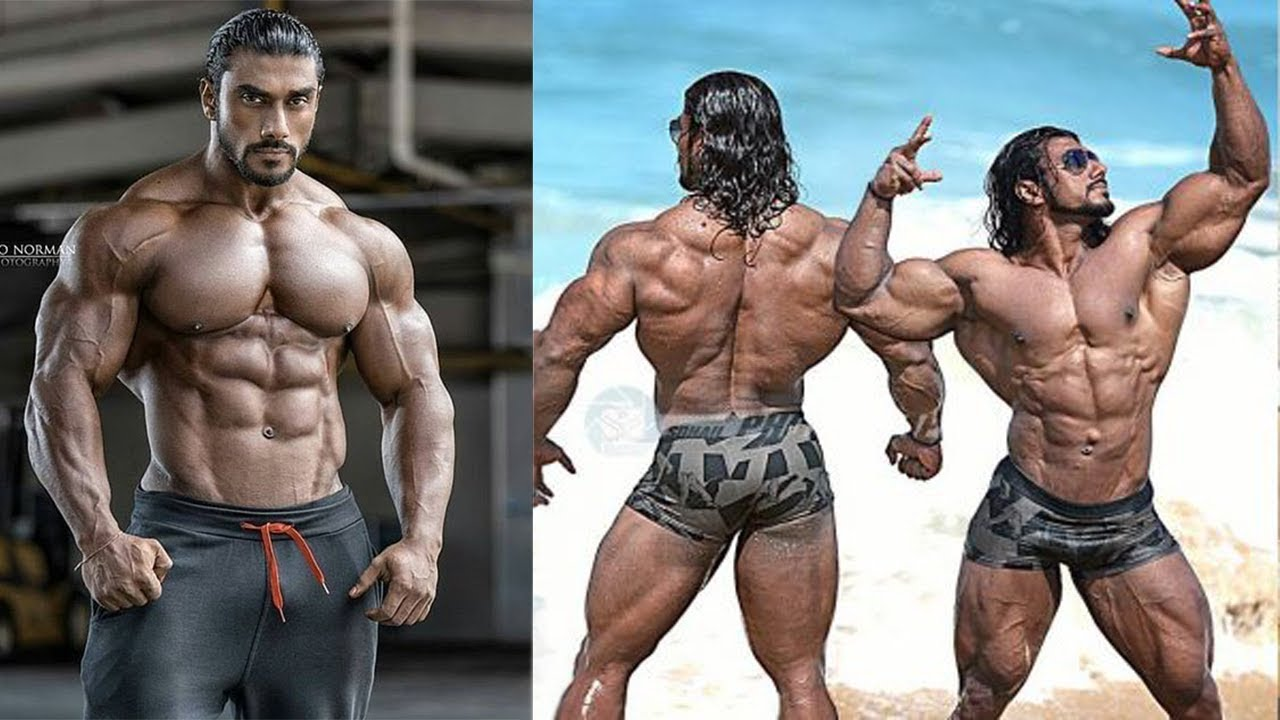 Sangram Chougule - Bodybuilding Motivation - Indian Mass