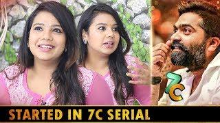 Simbu Single ஆவே இருக்கட்டும்... | 7C | Yaaradi Nee Mohini Serial|Actress Sreenidhi Interview|Janani