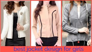 Best jacket collection for girls