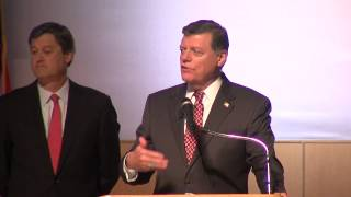 Chairmans Breakfast with Tom Cole 8/6/2013