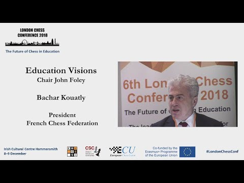 Visions Of Community 2015 Federation >> Community London Chess Conference 2018