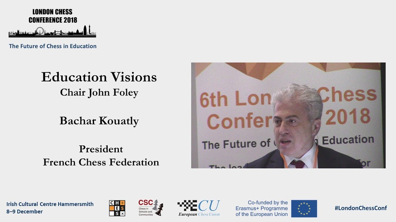 Visions Of Community 2015 Federation >> London Chess Conference 2018 8 9 December 2018