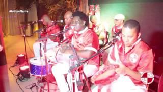 Espaço Lilló Eventos recebeu o grupo de samba e pagode Apito de Mestre