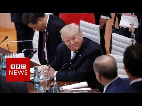 G20 SUMMIT: Trump Putins Meeting analysed - BBC News