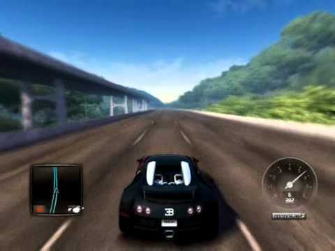 test drive unlimited 2 bugatti veyron 16 4 top speed 282. Black Bedroom Furniture Sets. Home Design Ideas