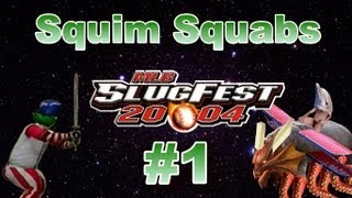 MLB Slugfest 2004 Part 1: Evil Clowns With Swords [Squim Squabs VS]