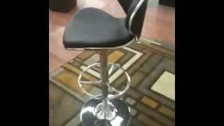 Modern Adjustable Bar Stool