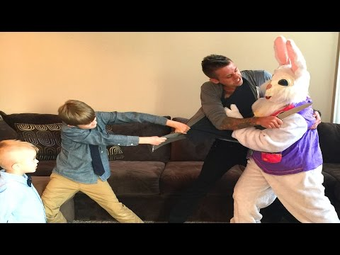 EASTER GONE WRONG!!