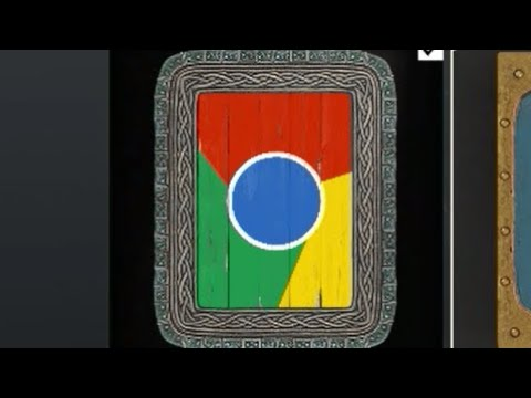 For Honor | Google Chrome Shield!