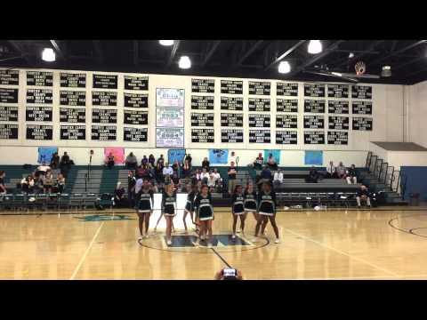 Malibu High School Cheerleading 2015
