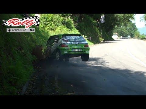 Subida  Santo Emiliano 2018 [HD] Crashes & Full Attack | Rally Video 83