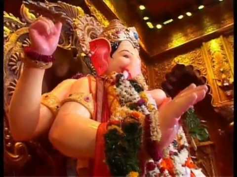 Lalbaugcha Raja Evening Aarti on 23-Aug-2009 Travel Video