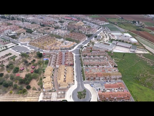 DJI MAVIC MINI en CARTAGENA · Video aéreo con dron durante el Estado de Alarma del COVID19 | 1080 HD