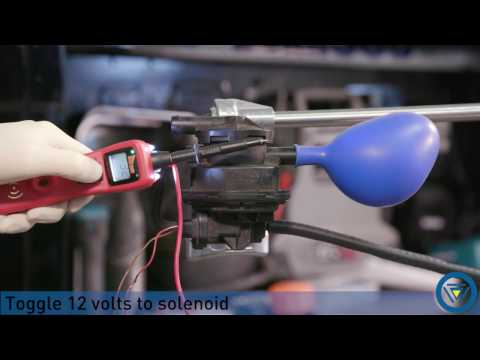 How to Bench Test a Leak Detection Pump LDP