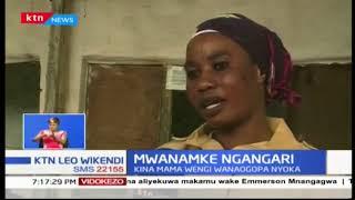 Mwanamke Ngangari:Mariam Juma anamsaidia mumewe kufuga Nyoka