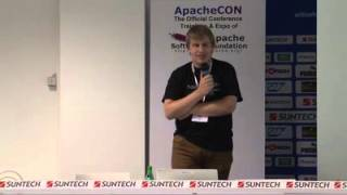 Life In The Apache Incubator by Jukka Zitting at ApacheCon EU 2012 thumbnail