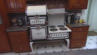 Family Uses 100-Year-Old Stove: 'It's Like a Miracle'