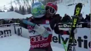 Ligety and Miller One - Two Birds of Prey GS - US Ski Team