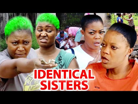 Download Identical Sisters Complete Season - Chizzy Alichi / Eve Esin  2020 Latest Nigerian Movie