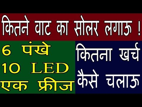 how to choose solar system for home | solar panels for home in india |