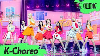 [K-Choreo 8k] 프로미스나인 'Talk & Talk' (fromis_9 Choreography) l @MusicBank 210903