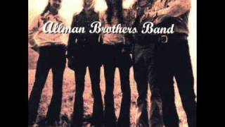The Allman Brothers Band - One more ride