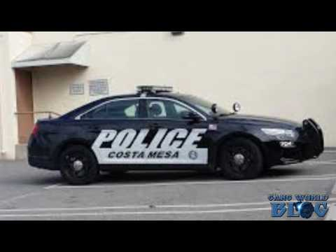 Costa Mesa gang officer breaks hand in pursuit, scuffle with wanted suspect