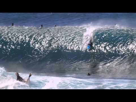 Board Stories TV - IBA Hawaii Tour Sandy Beach Challenge 2013