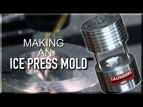 Making An Ice Press Mold | WW259