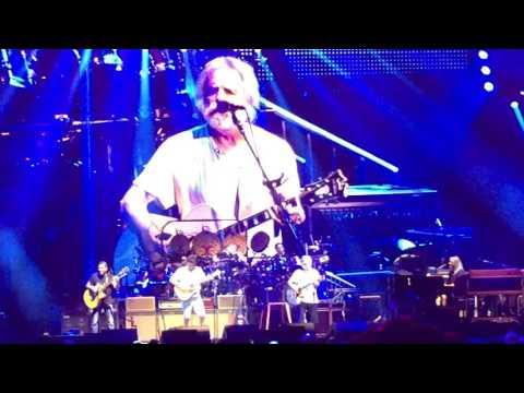 "Dead and Company ""Ripple"" John Mayer / Bob Weir – Camden New Jersey 6/20/2016 BB&T Pavilion"