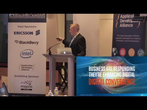 Introduction into Software-Defined Infrastructure with Intel and Ericsson