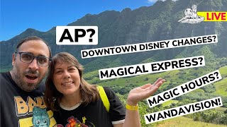 Let's Talk New Disneyland Annual Pass System Rumors & More!