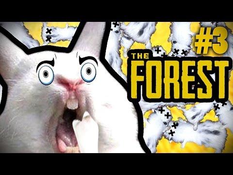 The Forest #3 Učíme stavať Matosacha w/Matosach