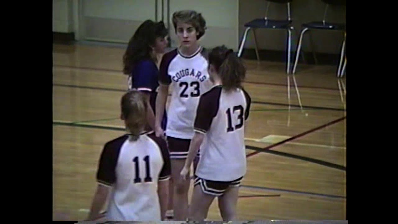 NCCS - AuSable Valley JV Girls  1-18-90