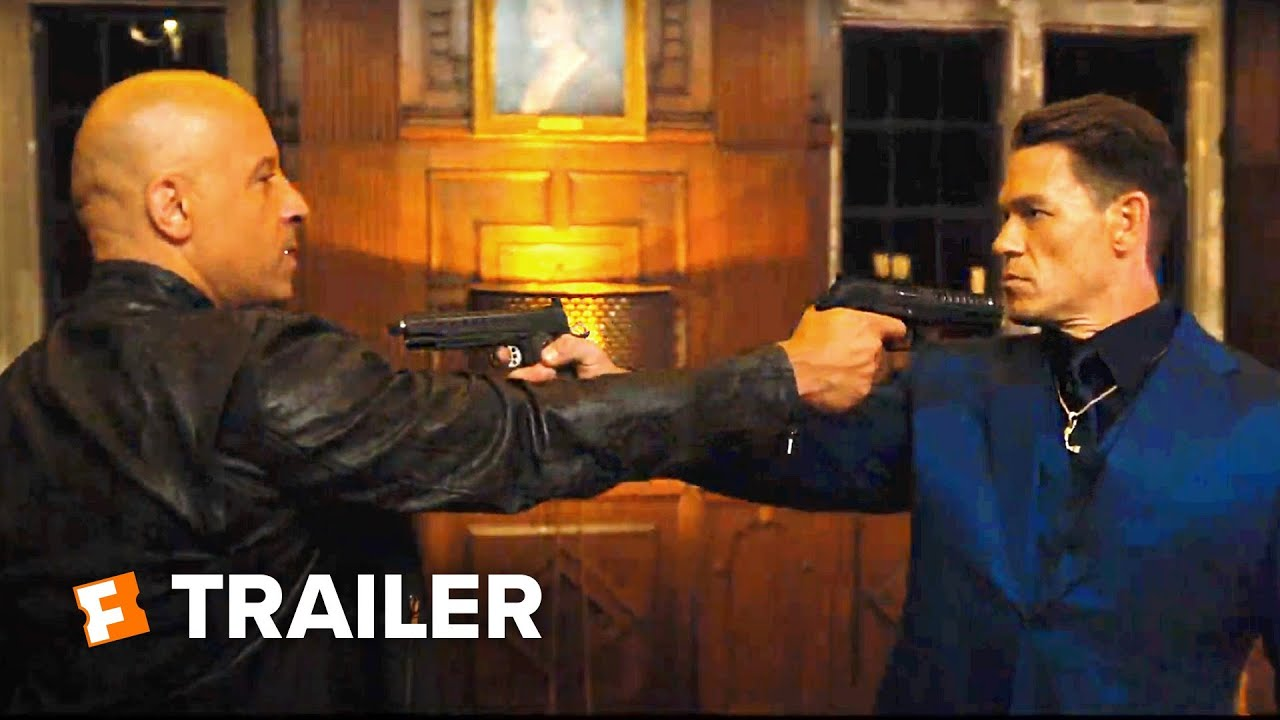 Fast and Furious 9 Trailer #1 (2021) | Movieclips Trailers