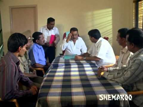 Aamdar Majhya Khishat - Part 1 Of 11 - Anant Jog - Usha Naik - Famous Marathi Movie