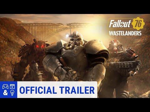 Fallout 76: Wastelanders - Trailer