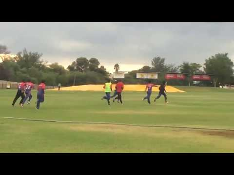 Nepal vs Namibia : Last over thriller in Division two 2018