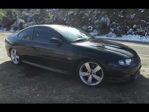 Modified 2006 Pontiac GTO One Take