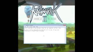 K² - A bot for Ragnarok Online 2: Legend of the Second