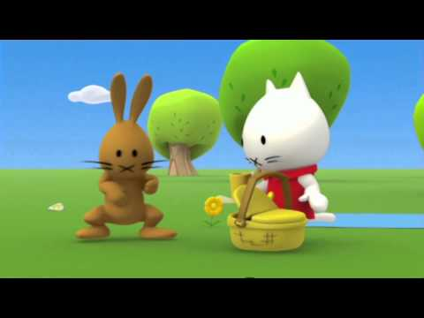 Мультики Детям - Мусти - Два Кролика