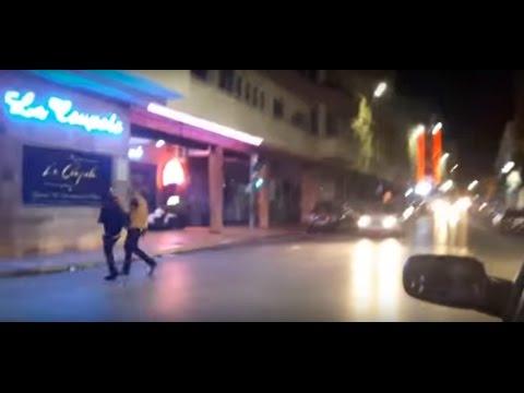 شوارع مكناس ليلا MAROC - Meknes